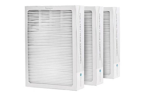 Large image of Blueair Classic Replacement Filter 500/600 Series Particle Filter - 501DPF