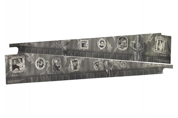 Large image of Stern Pinball Munsters Black & White Art Blades - 502-7085-L3