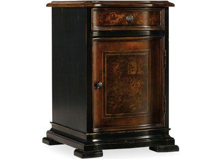 Hooker Furniture Black Living Room Grandover Chairide Chest - 5029-50004