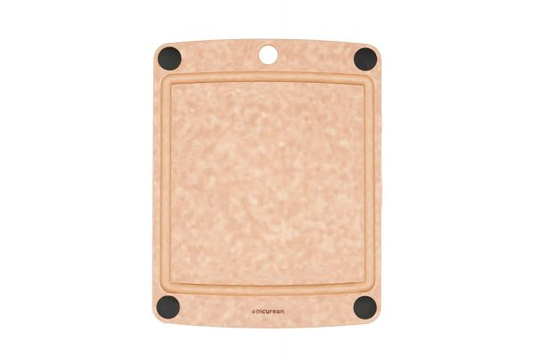 """Large image of Epicurean All-In-One Natural 11.5x9"""" Cutting Board - 505120901003"""