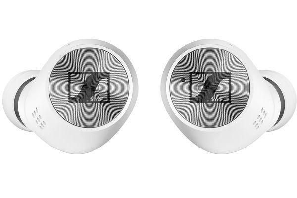 Large image of Sennheiser MOMENTUM White True Wireless 2 In-Ear Headphones - 508831