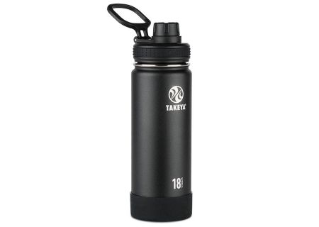 Takeya 18 Oz Onyx Actives Insulated Water Bottle - 51060