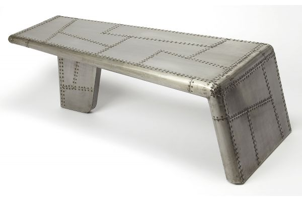 Large image of Butler Specialty Company Yeager Industrial Coffee Table - 5153330