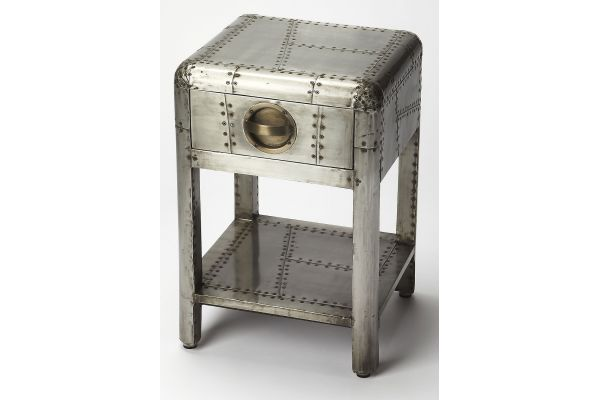 Large image of Butler Specialty Company Yeager Industrial Chic Side Table - 5162330