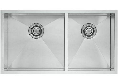 Blanco Quatrus Double Bowl Undermount Stainless Steel Sink - 518169