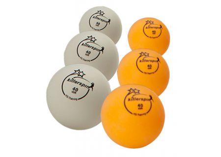 Brunswick Training Table Tennis Balls 6 Pack  - 51870268099