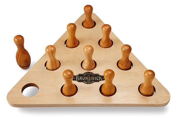 Large image of Brunswick Shuffleboard Bowling Pin Set - 51870880001