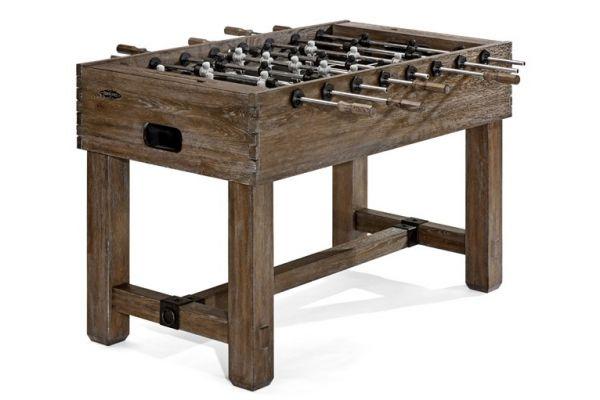 Large image of Brunswick Merrimack Nutmeg Foosball Table - 51871274001
