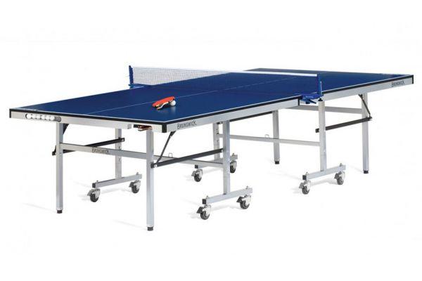 Large image of Brunswick Billiards Smash 5.0 Blue Table Tennis - 51871279001