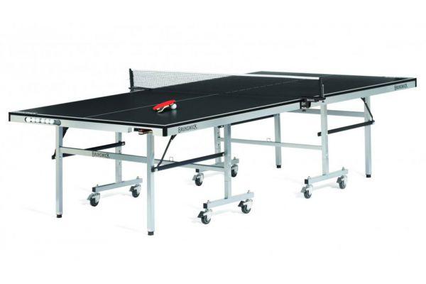Large image of Brunswick Smash 7.0 Black Table Tennis - 51871281001
