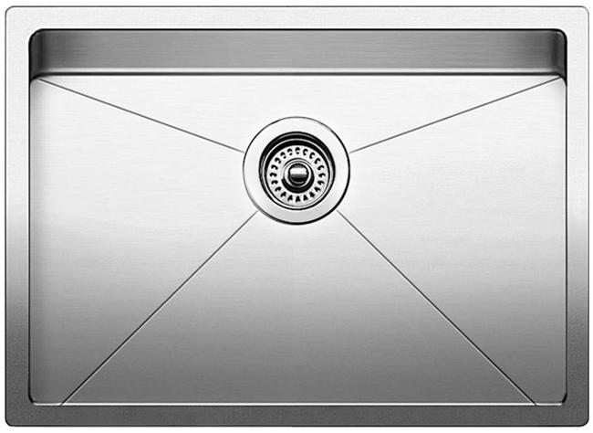 Blanco Quatrus R15 Single Bowl Laundry Sink - 522136