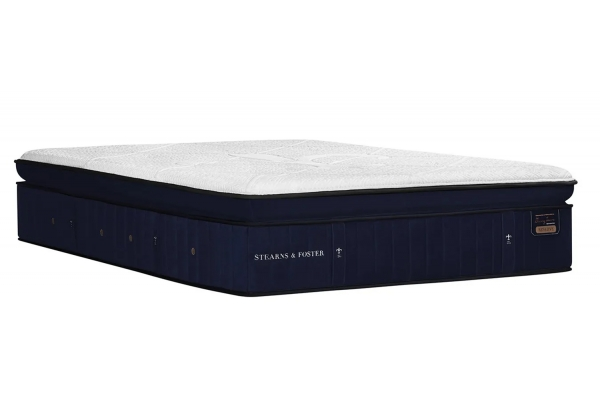 Large image of Stearns & Foster Reserve Hepburn Luxury Pillow Top Plush King Mattress - 52513961