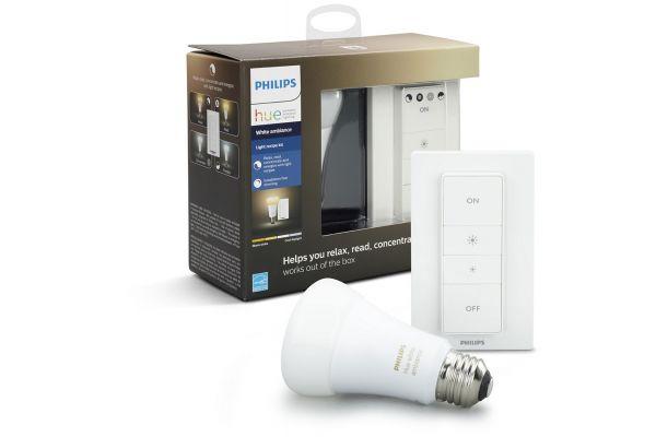 Philips Hue E26 White Ambiance Light Recipe Kit - 530287