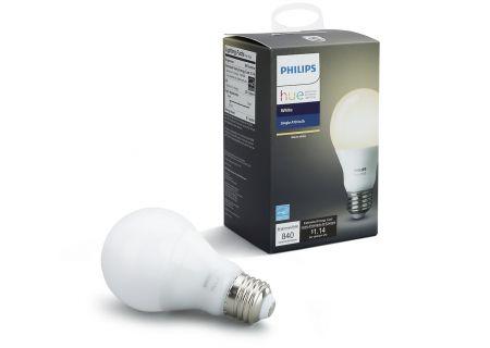 Philips Hue E26 White Single Bulb - 530345