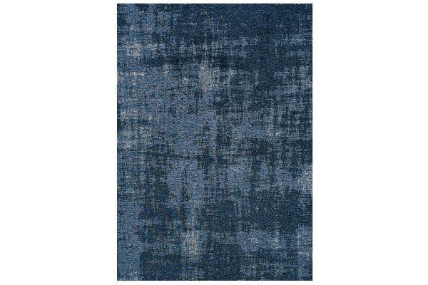 "Large image of Kalora Cathedral 7'10"" X 10'10"" Deep Blue Tree Bark Rug - 5309/33 240330"