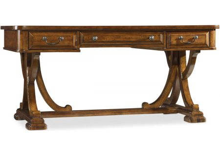Hooker Furniture Home Office Warm Chestnut Tynecastle Writing Desk - 5323-10459