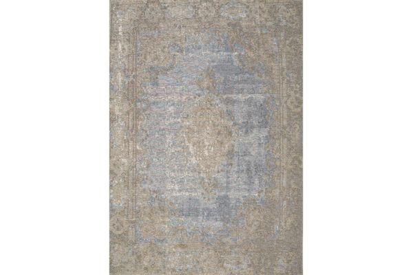 "Large image of Kalora Cathedral 7'10"" X 10'10"" Blue Grey Rug - 5331/03 240330"