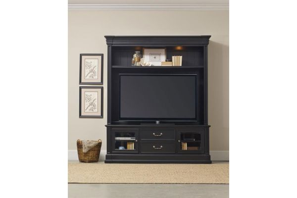 Hooker Furniture Clermont Collection Two Piece Entertainment Group - 5371-70202