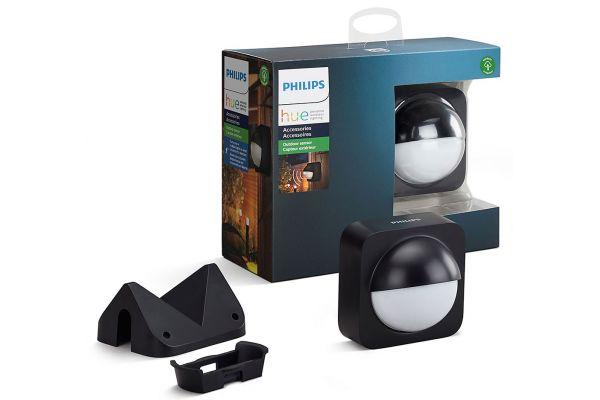 Large image of Philips Hue Black Outdoor Sensor - 541730
