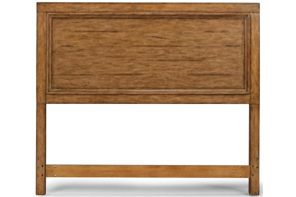 Large image of Homestyles Sedona Toffee Queen Headboard - 5420-501