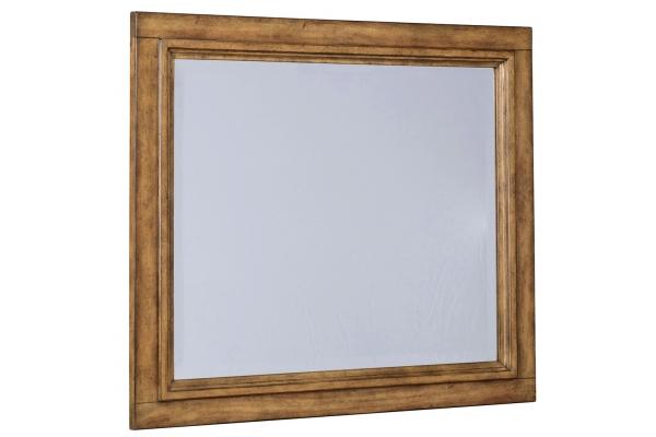 Large image of Homestyles Sedona Toffee Landscape Mirror - 5420-78