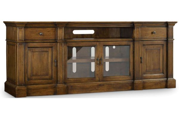 Large image of Hooker Furniture Archivist Entertainment Console - 5447-55485