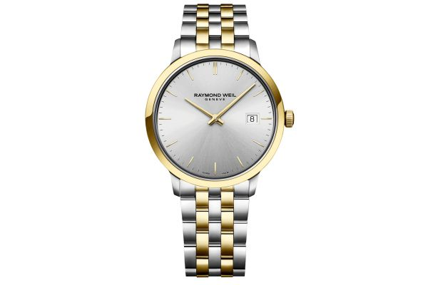 Raymond Weil Toccata Classic Two-Tone Quartz Mens Watch - 5485STP65001