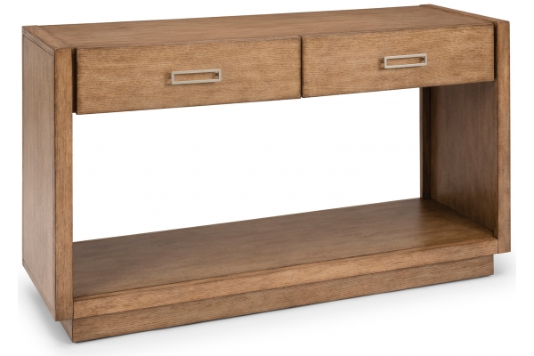 Large image of Homestyles Big Sur Oak Console Table - 5506-22