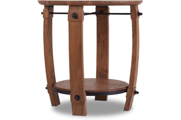 Hooker Furniture Living Room Glen Hurst End Table - 5513-80116-MWD