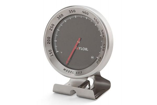 Large image of Taylor Connoisseur Oven Thermometer - 553