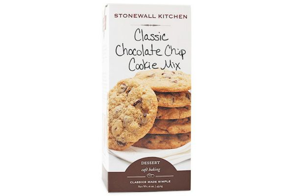 Large image of Stonewall Kitchen Classic Chocolate Chip Cookie Mix - 553360