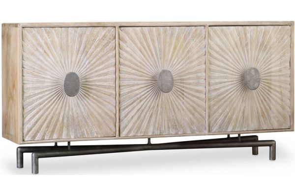 Hooker Furniture Home Entertainment Console - 5560-55468-LTWD
