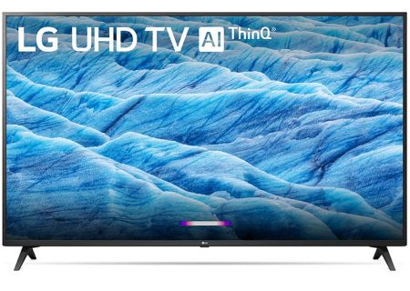 "LG 55"" Class 4K Smart UHD TV With AI ThinQ - 55UM7300PUA"