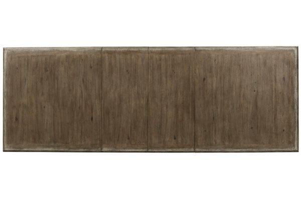 Large image of Hooker Furniture True Vintage Rectangle Dining Table Top - 5701-75004
