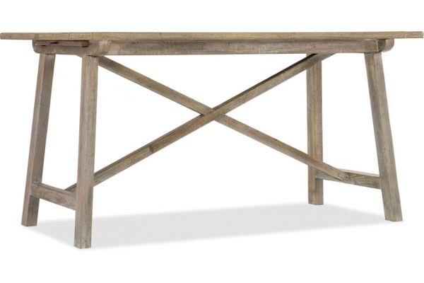 Large image of Hooker Furniture Home Office Boheme Trappist Writing Desk - 5750-10460-MWD