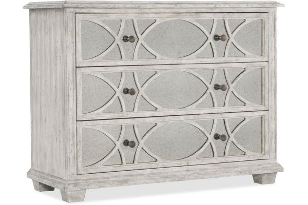 Large image of Hooker Furniture Living Room Boheme Duvel Accent Chest - 5750-50002-LTWD