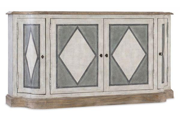 Large image of Hooker Furniture Dining Room Boheme Saint Germain Server - 5750-75900-MULTI