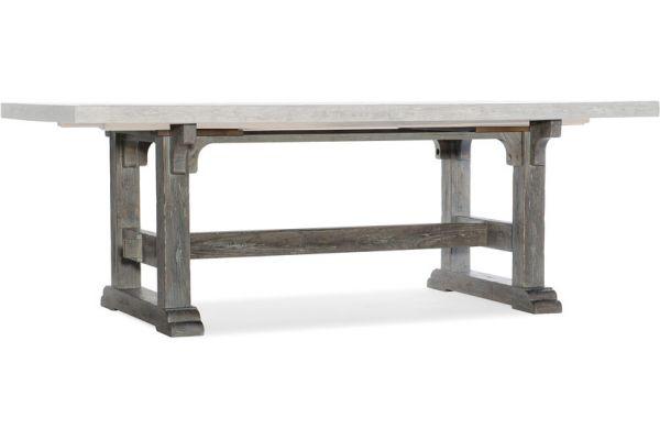 Hooker Furniture Beaumont Rectangular Dining Table Base - 5751-75200B-95