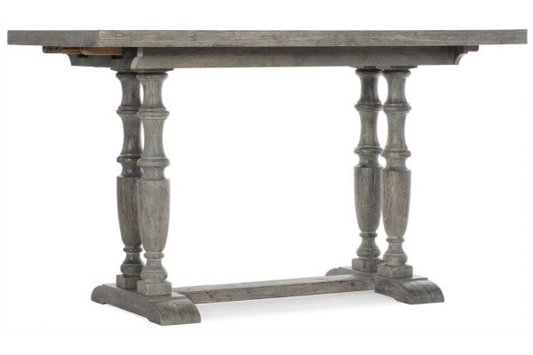 Large image of Hooker Furniture Beaumont Friendship Dining Table - 5751-75206-95