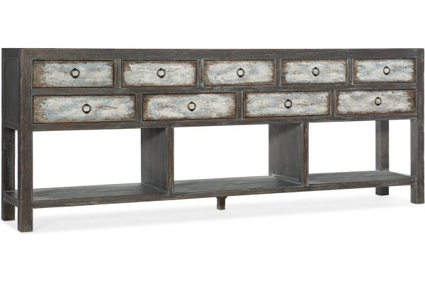 Large image of Hooker Furniture Beaumont Console Table - 5751-85001-00