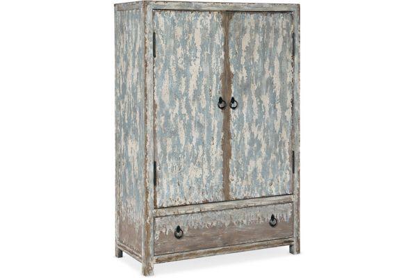 Large image of Hooker Furniture Bedroom Beaumont Dressing Chest - 5751-90011-00