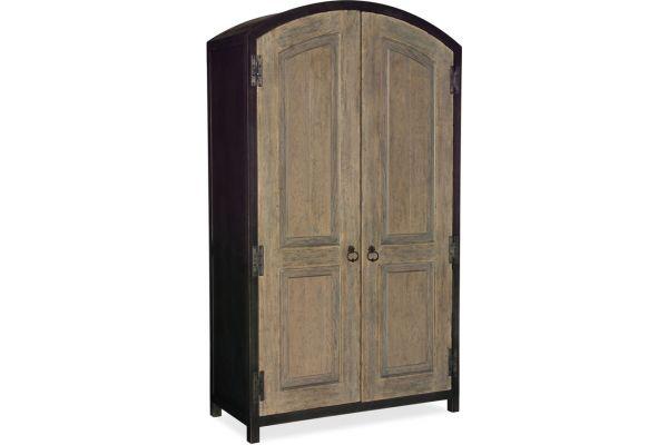 Large image of Hooker Furniture Bedroom Beaumont Wardrobe - 5751-90013-00