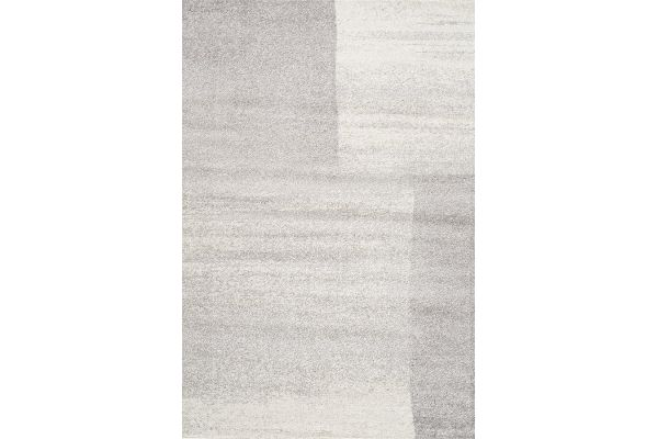 "Large image of Kalora Focus 2'0"" X 7'7"" Grey Soft Transition Rectangle Rug - 5760/9363 60230"