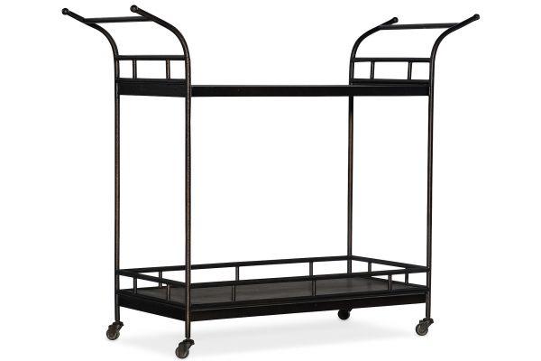 Hooker Furniture Dining Room Ciao Bella Bar Cart - 5805-75160-89