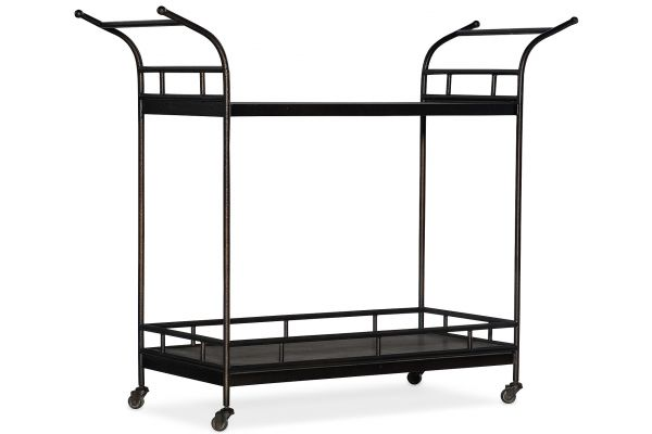 Large image of Hooker Furniture Dining Room Ciao Bella Bar Cart - 5805-75160-89