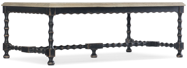 - Hooker Furniture Living Room Cocktail Table 5805-80110-80