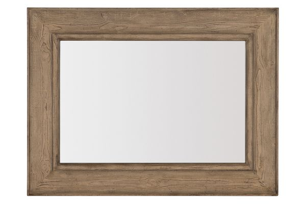 Large image of Hooker Furniture Bedroom Ciao Bella Landscape Mirror - 5805-90005-85