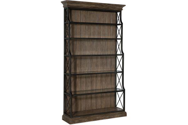 Large image of Hooker Furniture Woodlands Home Office Etagere - 5820-10443-84