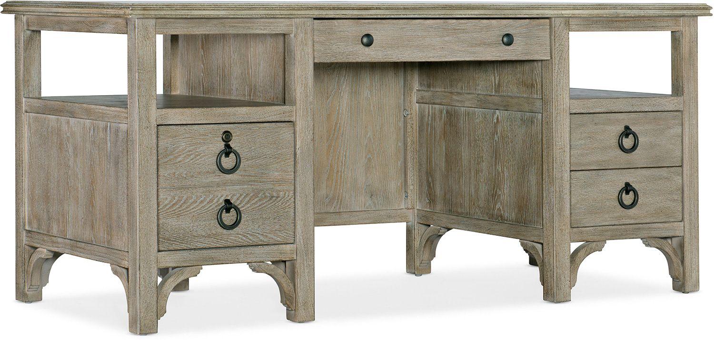 Furniture Home Office Repose Executive Desk