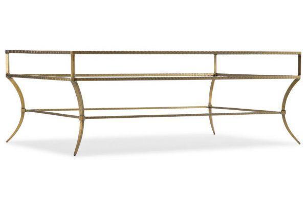 Large image of Hooker Furniture Laureng Cocktail Table - 5846-80110-15